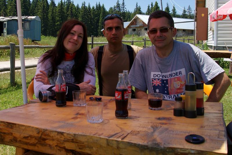 Nancy, Manish, Luke