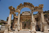 Temple of Hadrian at Ephesus