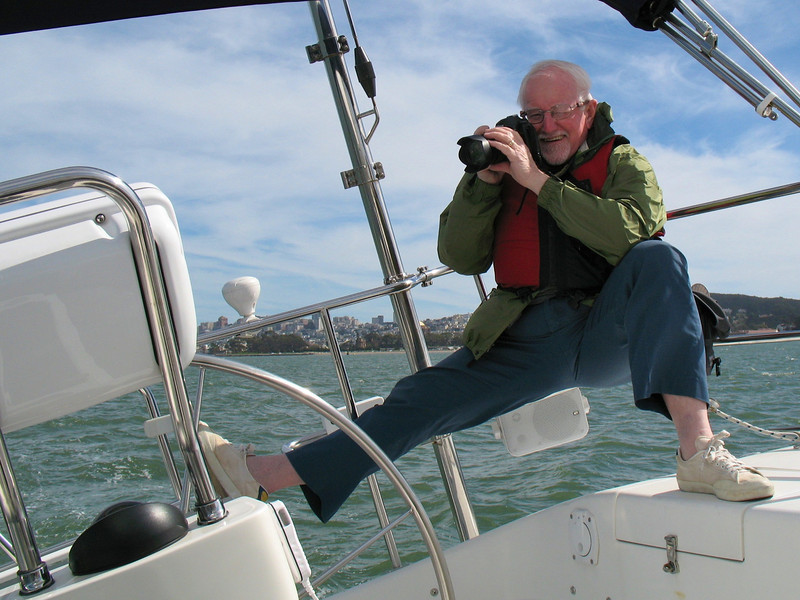 Gallery Photographer Don Reilly - Image by Svend Hoyer-Nielsen - IMG_0315