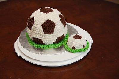 Elijah's soccer ball