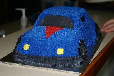 Elijah's car
