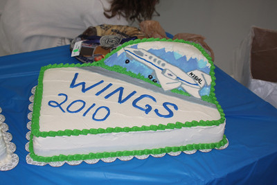 AirLife Fixed Wing cake