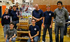 Team 2073 WIth Spiderbot and Autonomous Champion Award