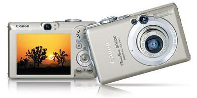 Canon SD600