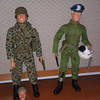 Sgt Fury and Steve Canyon complete