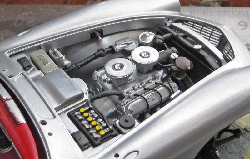 507 Engine Bay 3 XL
