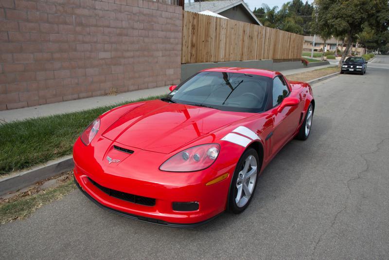 2012 Corvette Grand Sport