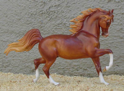 Chaney Arabian Knight CMG China by Animal Artistry Alchemy