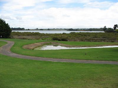 Clarks Beach Golf, Auckland, NZ