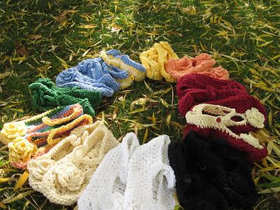 Crochet Works-Slippers