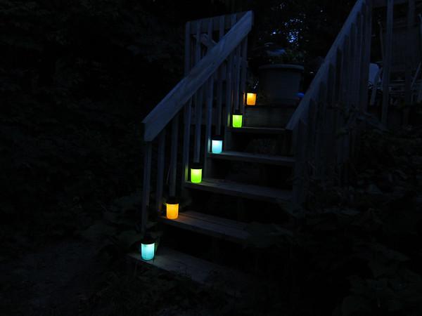 DIY Solar Lanterns