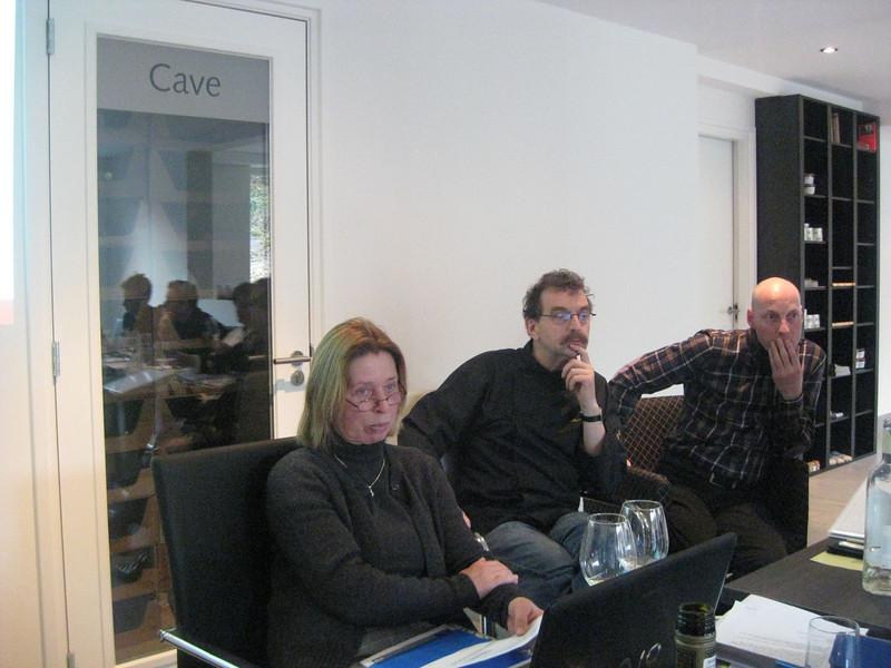 Our teachers Nel, Theus, Edwin