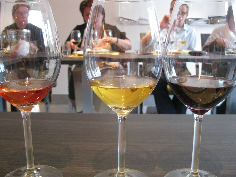 three wines to go with Asian food