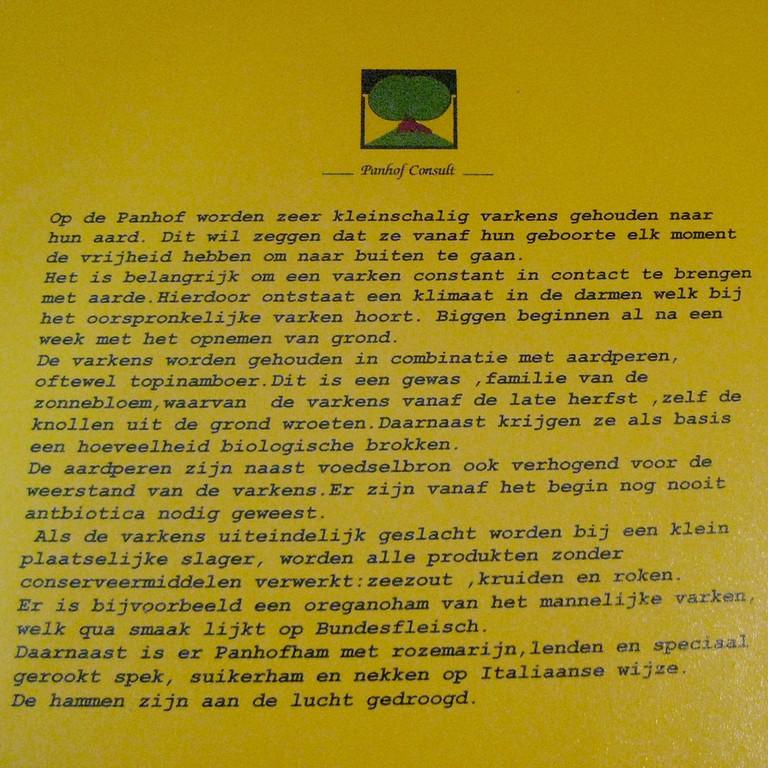 Varkensproeftuin de Panhof