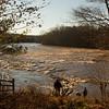 Fishing in Chattahoochee River