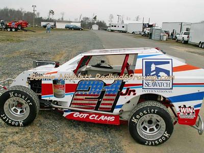 Delaware International Speedway April 14, 2007
