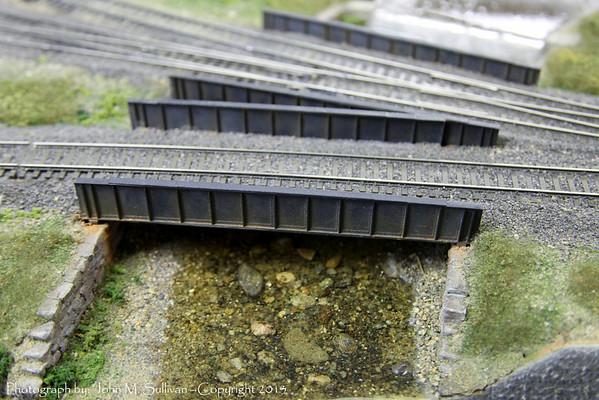 Dick Elwell's HO Model Railroad