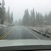 Hi Ho Hi Ho its off to mono lake we go.. I seem to be good at finding blizzards