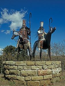 Blackfeet nation monument.