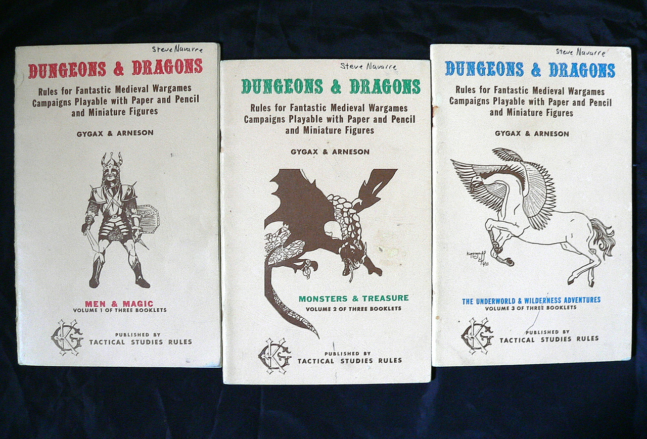 @ 1974, but probably from the 4th - 6th printing.  1975-1977.  There are still references to made  to hobbits, ents, balrogs, nazguls, and even Tolkien himself which caused the Tolkien estate to come calling and forced changes to future editions.