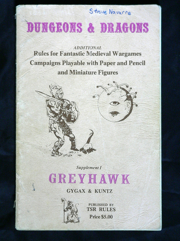 @1976 - 4th Printing, July 1976.  New rules, changes and corrections to existing rules. 68 pages.