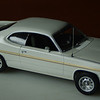 1/25 Duster 340 Plastic model.  Kit by AMT/Ertl.  Build and Paint by me to match my real 1970 Plymouth Duster.