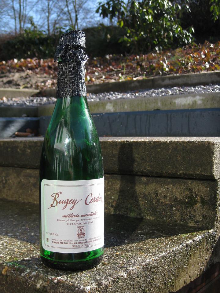 Bugey Cerdon champagne