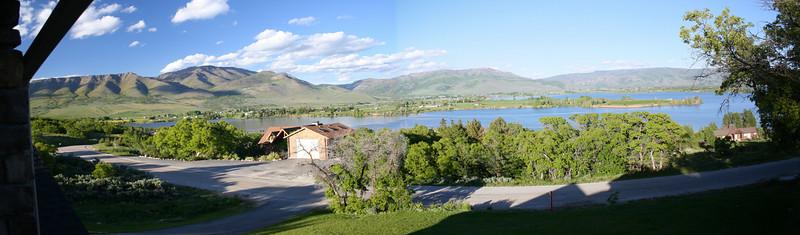 Eden Utah panorama's