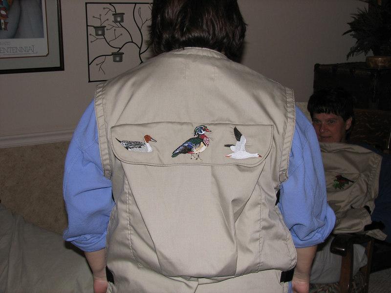 Duck-duck-goose   :-)
