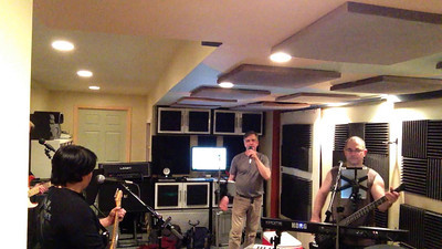 Cover of All the Small Things by Blink 182 in my basement 2014-2-16.  We recorded on an Iphone so the quality is not there.