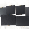 "Mixed size set. There are 4 squared 2 ½""x2 ½"" and 2 rectangular 4""x 2/34"".  One set available.  $7"