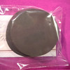 """Paper Company brand Cardstock<br /> 65 lb. weight.  Acid and Lignin Free<br /> Color: black<br /> Circle  tags, 2""""<br /> Set of 50 in this package.<br /> One package available, $2"""