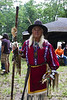 2010 Fort Ancient Pow Wow.  Nice portrait on the fly by Ali.  This is the original photo