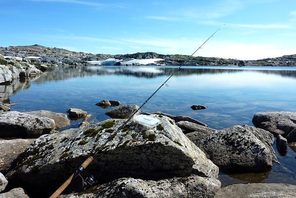 mange flotte fiskevatn på Gråsida...