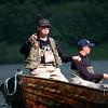 Fiske i Lønavatnet..
