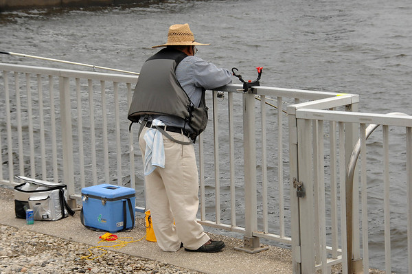 Fishing in Japan