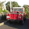 ...a cool eburg Land Rover @ Safeway.