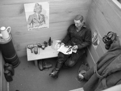 Flak Bunker Ukraine 1941