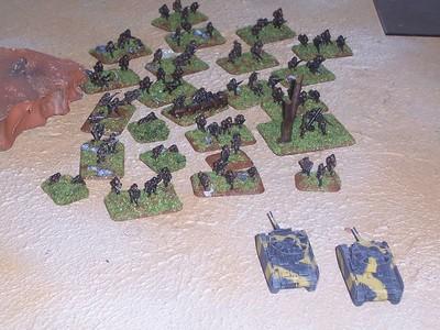 Flames of War Tournament 20051015