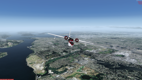 BCAR 2017 Test Flight