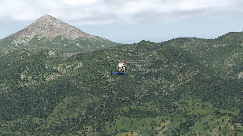 Default X-Plane 11