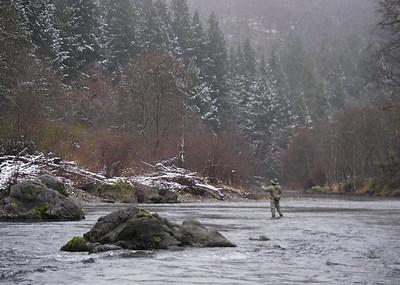 Trinity River - Dec 08