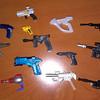 1/6 hand guns
