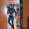 captain action box, Sold $50