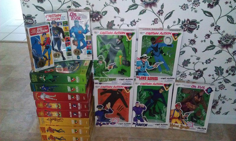pm captain action<br /> Kid Action Sold, $60<br /> Red Lone Ranger sold, $25<br /> Tonto sold, $25<br /> Blue Lone Ranger sold $40