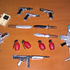 weapons arsenal and more