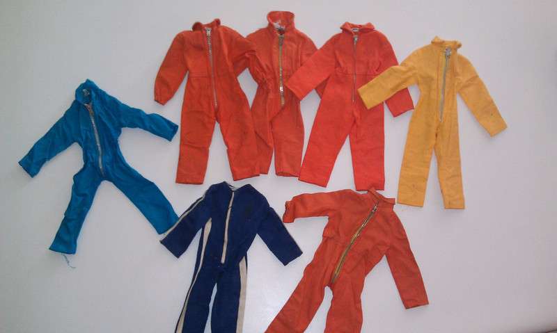 jumpsuits, sold $25 11/2012