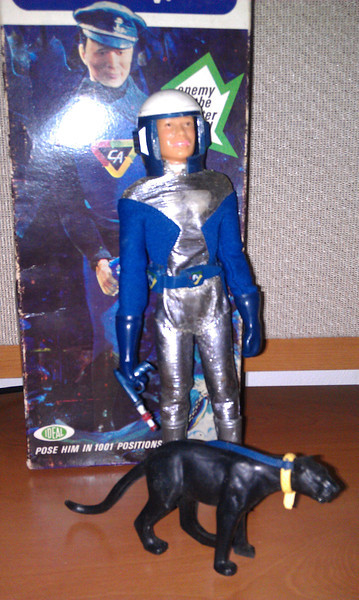 action boy space, Sold August 2013 $210