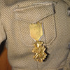 Japanese medal back