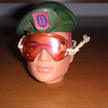 green beret tan goggles($12 sold)